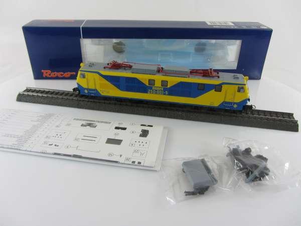 Roco 68410 Br 250 001-5 der RENFE Wechselstromausführung Digital mit OVP
