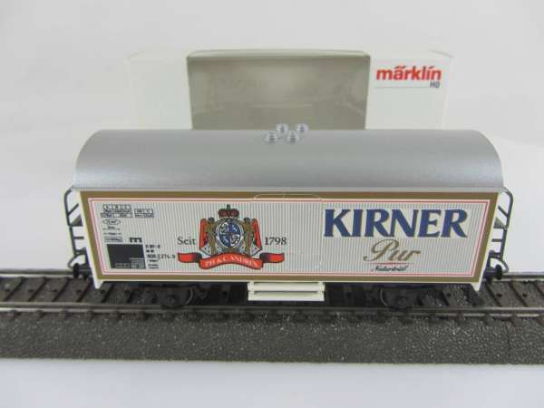 Märklin Basis 4415 Bierwagen Kirner Bier Pur Naturtrüb Sondermodell mit OVP