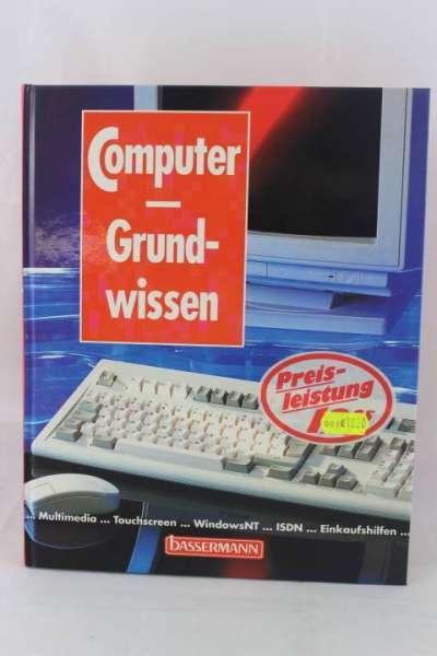 """Fachbuch """"Computer Grund-Wissen"""""""
