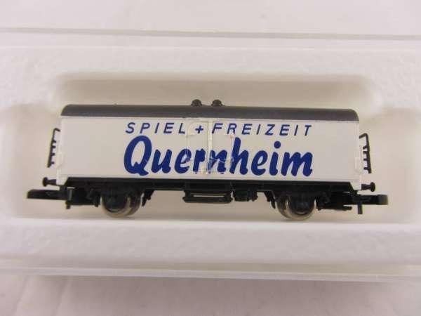 Märklin 8600 Kühlwagen Sondermodell Quernheim mit Originalverpackung