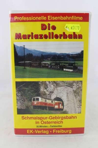 Eisenbahn Video, Die Mariazellerbahn, EK-Verlag