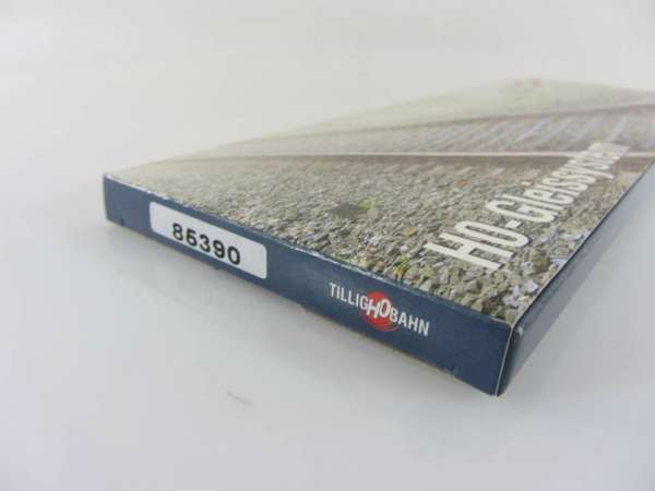 TILLIG HO 85390 DKW1 15° R 484mm, neuwertiger Zustand mit OVP