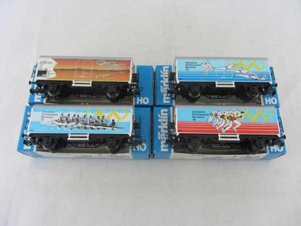 Märklin Basis 4415 Olympia-Zug Sondermodell, neu mit Verpackung
