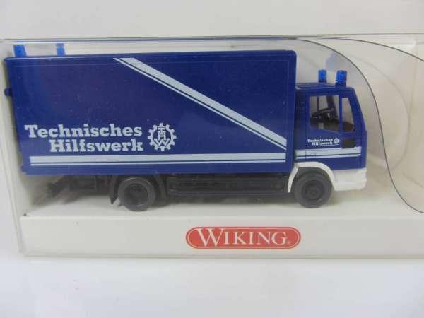 Wiking 6930634 HO 1:87 IVECO-Eurocargo THW, neu und mit OVP