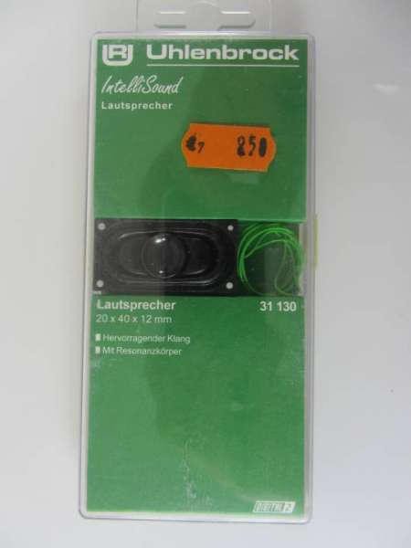 Uhlenbrock 31130 Lautsprecher neu und originalverpackt