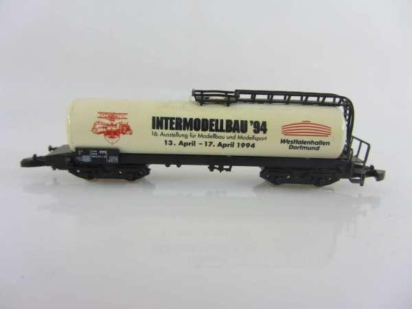 Märklin 8626 Kesselwagen 4-achsig Intermodellbau '94 ohne Verpackung
