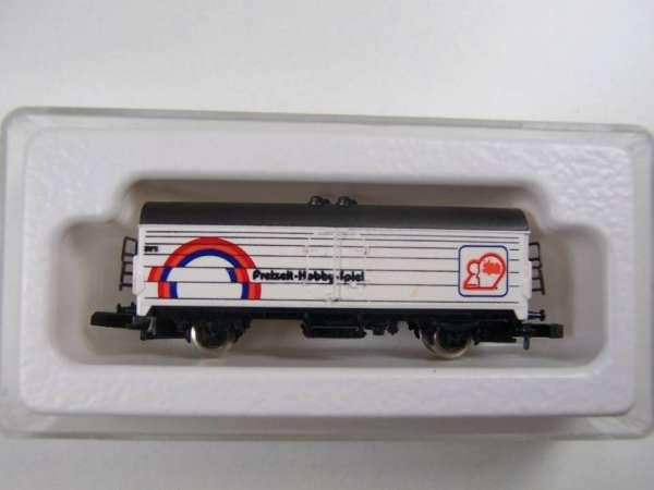 Märklin 8600 Kühlwagen Sondermodell Freizeit Hobby und Spiel weiss mit OVP