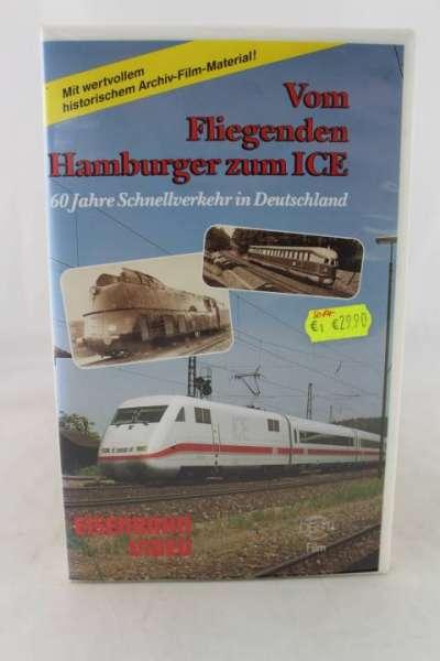 Eisenbahn Video, Vom fliegenden Hamburger zum ICE
