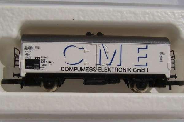 Märklin 8600 Kühlwagen Sondermodell CME Compumesselektronik mit OVP