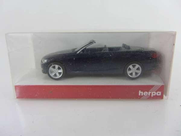 HERPA 33763 1:87 BMW 3er Cabrio neu mit OVP